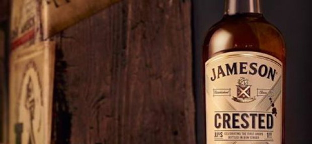 Віскі Jameson Crested