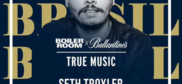 Вoiler Room & Ballantine's TRUE MUSIC