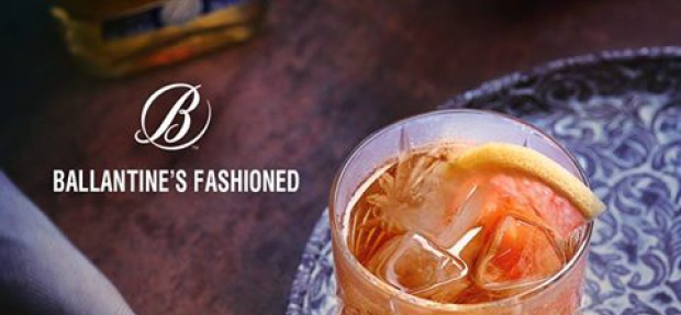 Рецепт Ballantine's Fashioned