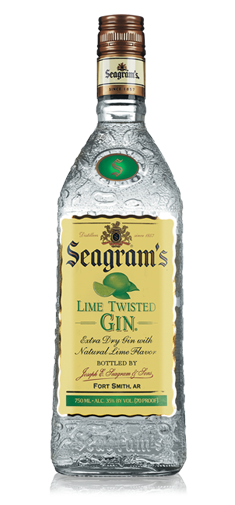 Seagram's Lime Twisted