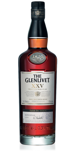 The Glenlivet 25 Year Old