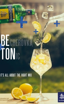 Becherovka & Tonic
